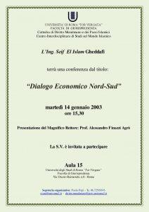 2 (2003) Dialogo Economico Nord-Sud